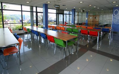 Restaurante Bilbao Hostel, ideal para grupos
