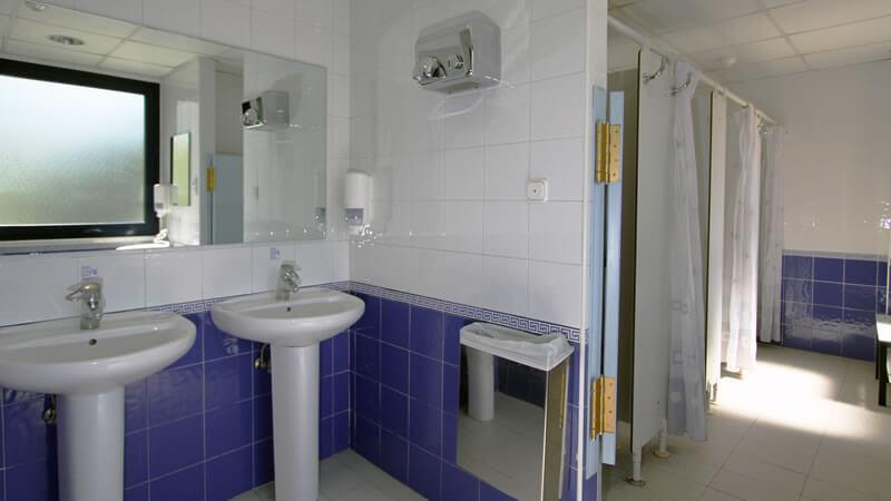 Baños compartidos Bilbao Hostel