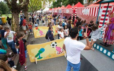 Aste Nagusia para peques en Bilbao con actividades gratuitas