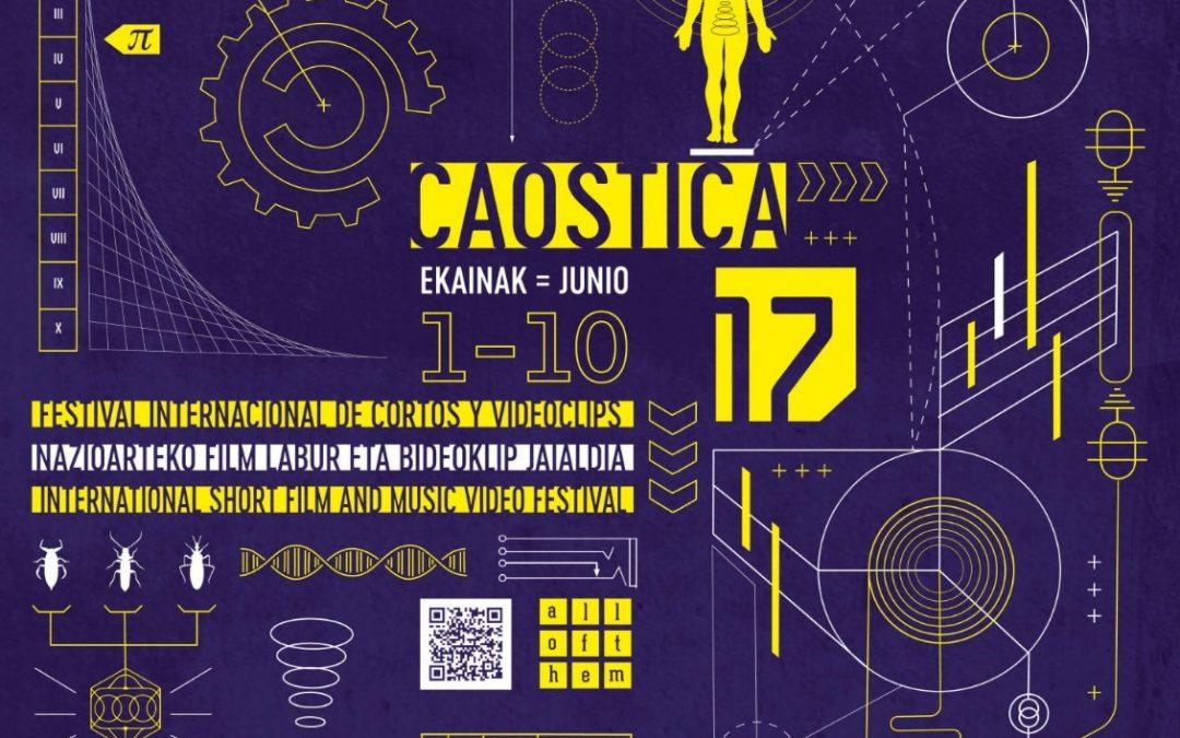 Festival Internacional de Cortos y Videoclips Caostica 17