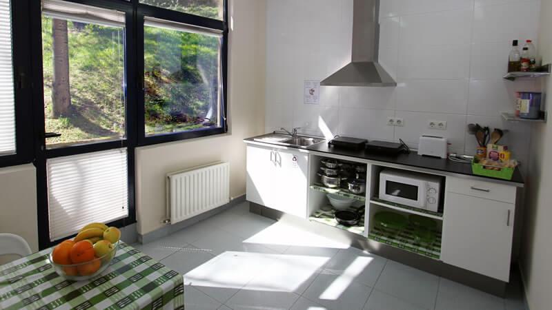 Cocina Bilbao Hostel