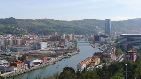 Cómo llegar a Bilbao Hostel