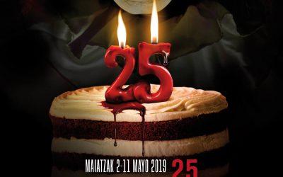 El festival de cine fantástico de Bilbao celebra un terrorífico aniversario entre el 2 y 11 de mayo