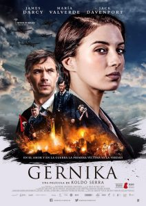 Cartel de la pelicula Gernika