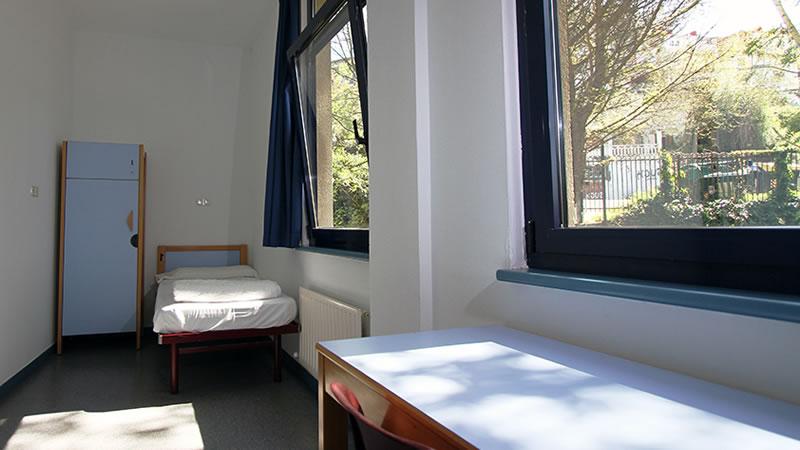 Habitación individual Bilbao Hostel
