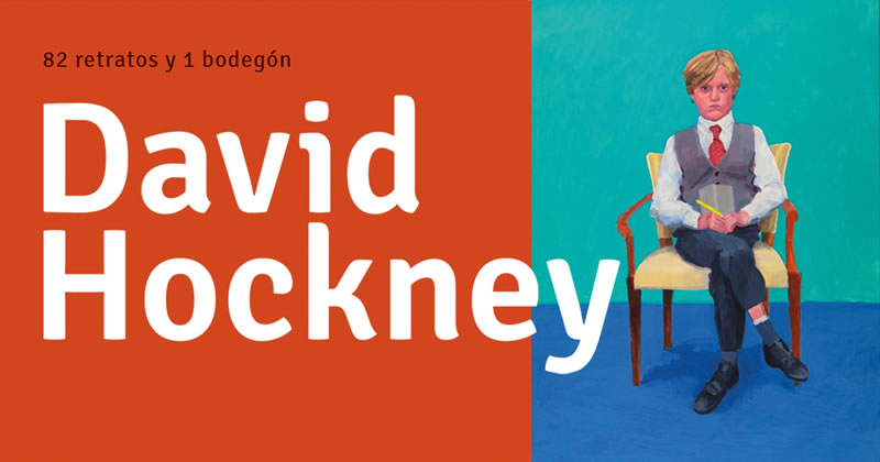MUSEO GUGGENHEIM BILBAO. DAVID HOCKNEY.