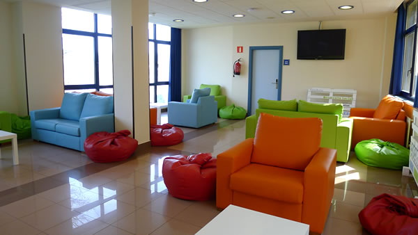 Instalaciones Bilbao Hostel