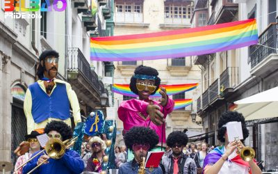 Bilbao celebra el Orgullo del 20 al 23 de junio