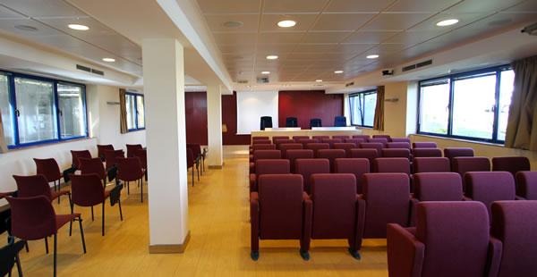 Salón de actos Bilbao Hostel