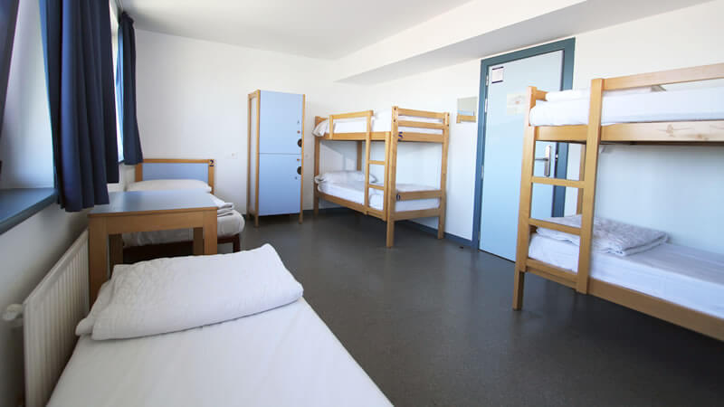 tipos de habitaciones Bilbao Hostel