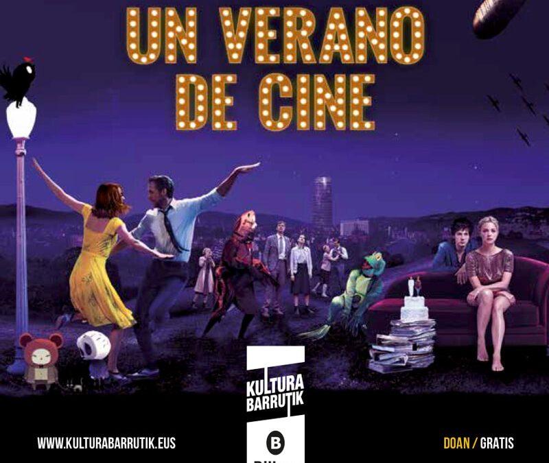 """En Bilbao puedes pasar """"UN VERANO DE CINE"""""""