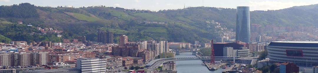 Vistas desde Bilbao Hostel